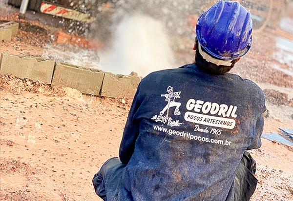 Etapas Para a Construção do Poço Artesiano